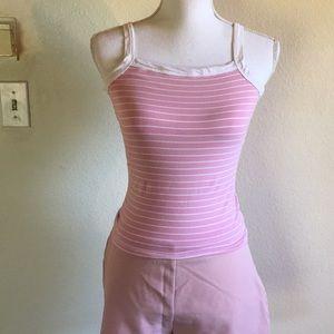 Pretty pink cami